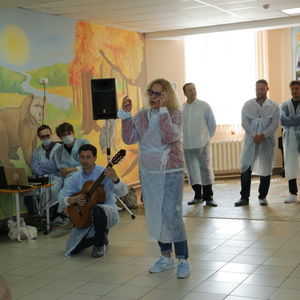Chita's star guests visited Oncology Center