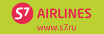 Official carrier of the film festival - S7 AIRLINES